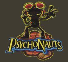 Psychonauts by Rachel Miller