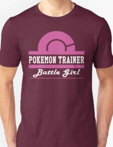 Pokemon Trainer - Battle Girl T-Shirt