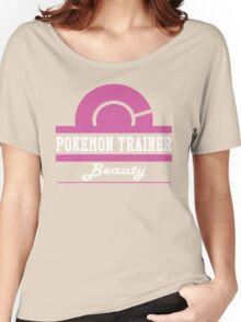 Pokemon Trainer - Beauty Women's Relaxed Fit T-Shirt