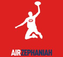 Air Zephaniah — Red by BornABulldog