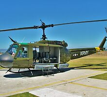 ZU-ELP Bell UH1 Huey by JulietWhiskey