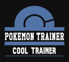 Pokemon Trainer - Cool Trainer by Dorchette