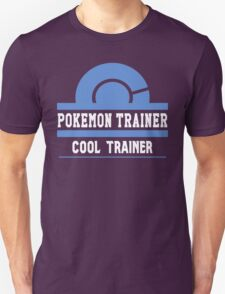 Pokemon Trainer - Cool Trainer T-Shirt