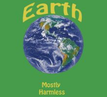 Mostly Harmless by Rachel Miller