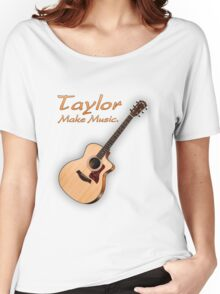 Taylor Women's Relaxed Fit T-Shirt