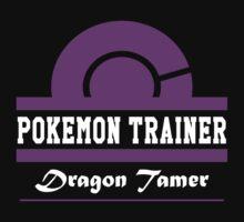 Pokemon Trainer - Dragon Tamer by Dorchette