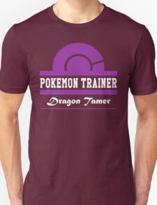 Pokemon Trainer - Dragon Tamer T-Shirt