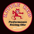 Hotrod Racing Oil label by INFIDEL