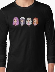 Anime Girls Long Sleeve T-Shirt
