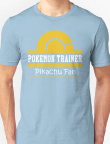 Pokemon Trainer - Pikachu Fan T-Shirt