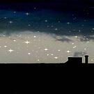 Twinkle Twinkle Little Stars... ©  by Dawn M. Becker