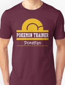 Pokemon Trainer - Pokefan T-Shirt