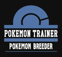 Pokemon Trainer - Pokemon Breeder by Dorchette