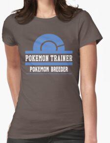 Pokemon Trainer - Pokemon Breeder Womens Fitted T-Shirt