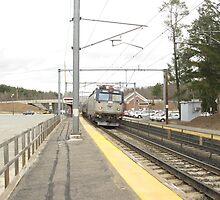 906 Amtrak Regional by Eric Sanford