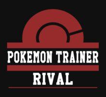 Pokemon Trainer - Rival by Dorchette