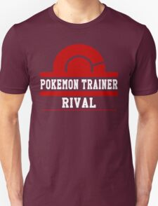Pokemon Trainer - Rival T-Shirt