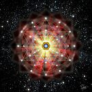 Sacred Geometry 45 by Endre