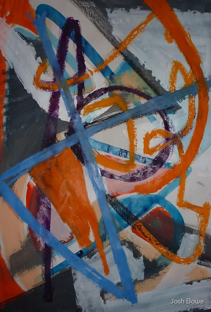Autotelic Compass by Josh Bowe