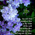 Say unto God by WalnutHill