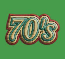 Vintage 70's Kids Tee