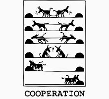 What Is Cooperation? Unisex T-Shirt