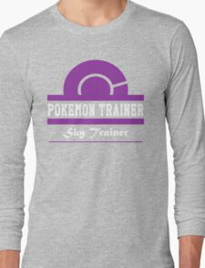Pokemon Trainer - Sky Trainer Long Sleeve T-Shirt