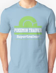 Pokemon Trainer - Supertrainer T-Shirt
