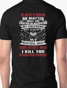 CAUTION MY GIRLFRIEND T-Shirt