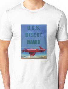 USS Desert Hawk Unisex T-Shirt