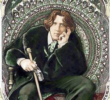 Oscar Wilde 2 by LuigiMrz