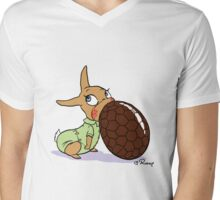 If I was a Easter bunny Mens V-Neck T-Shirt