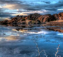 Crystal Blue by Bob Larson