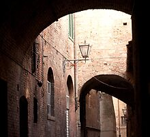 Backstreet in Siena by fab2can