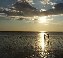 Broome, Western Australia, Sunset by Paul Donovan