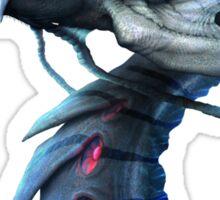 Underwater creature_second version Sticker