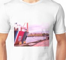 The Ida Lewis At Ft Trumbull Unisex T-Shirt