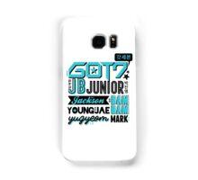 GOT7 Collage Samsung Galaxy Case/Skin