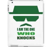 Walter White - Knocks iPad Case/Skin