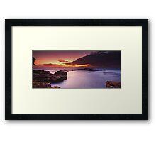 Thank you - No Fisherman Framed Print
