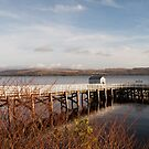 Blairmore Pier, Scotland by fab2can