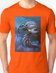 Underwater creature_first version Unisex T-Shirt