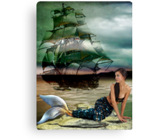 CALL OF THE SIREN Canvas Print