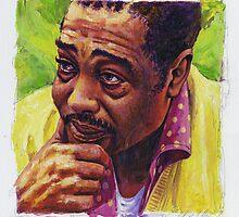 Duke_Ellington in Yellow and Green by garthglaz