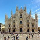 Milan Cathedral, ITALY by Bruno Beach