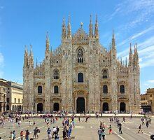 Milan Cathedral, ITALY by Atanas Bozhikov NASKO