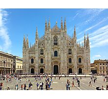 Milan Cathedral, ITALY Photographic Print
