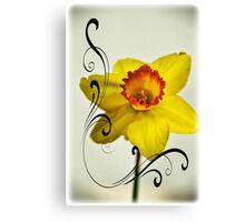Spring Melody Canvas Print
