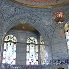 Beautiful windows & mosaic by machka