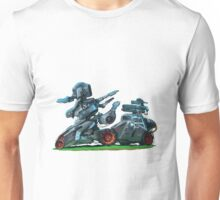 All Terrain Tactical Mech Unisex T-Shirt